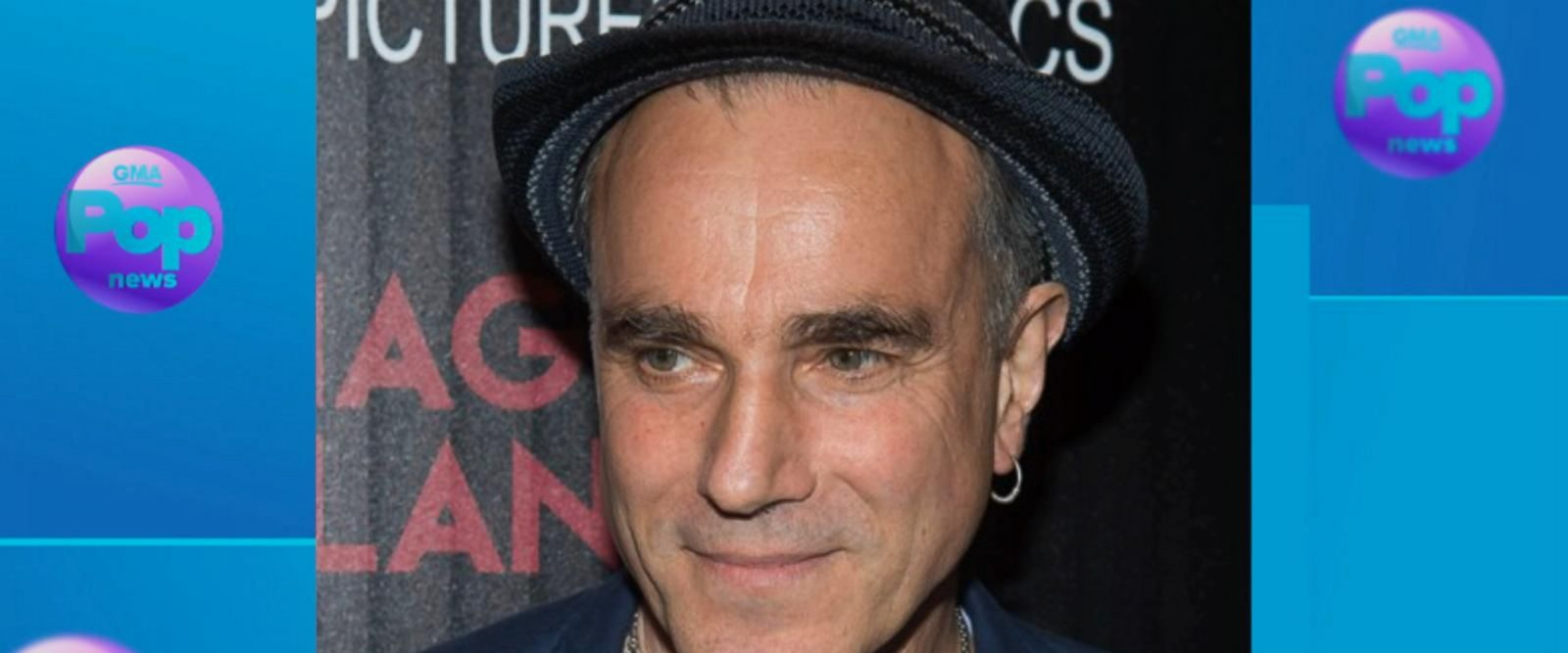 VIDEO: Daniel Day-Lewis makes career move from actor to fashion designer