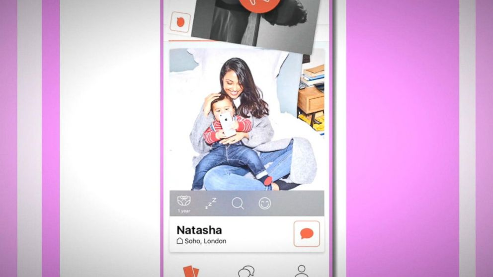 VIDEO: New app dubbed 'Tinder for Moms' aims to help mothers connect