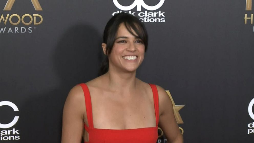 VIDEO: Michelle Rodriguez threatens to leave 'Fast and Furious' franchise