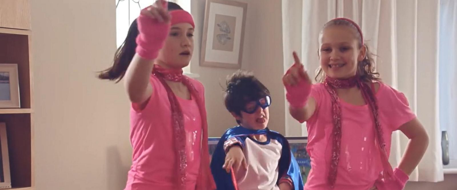 VIDEO: UK cracks down on ads featuring gender stereotypes