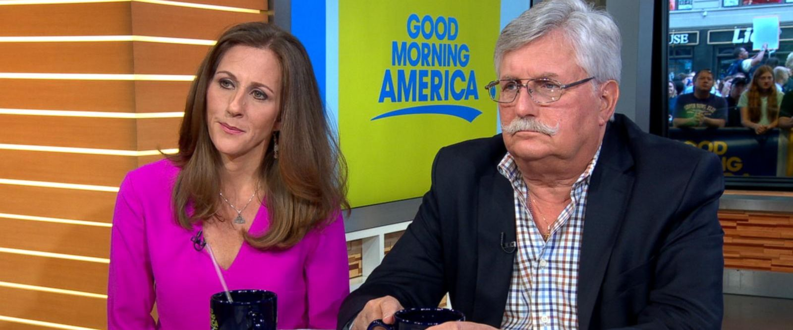 VIDEO: Goldman family speaks out before OJ Simpson parole hearing