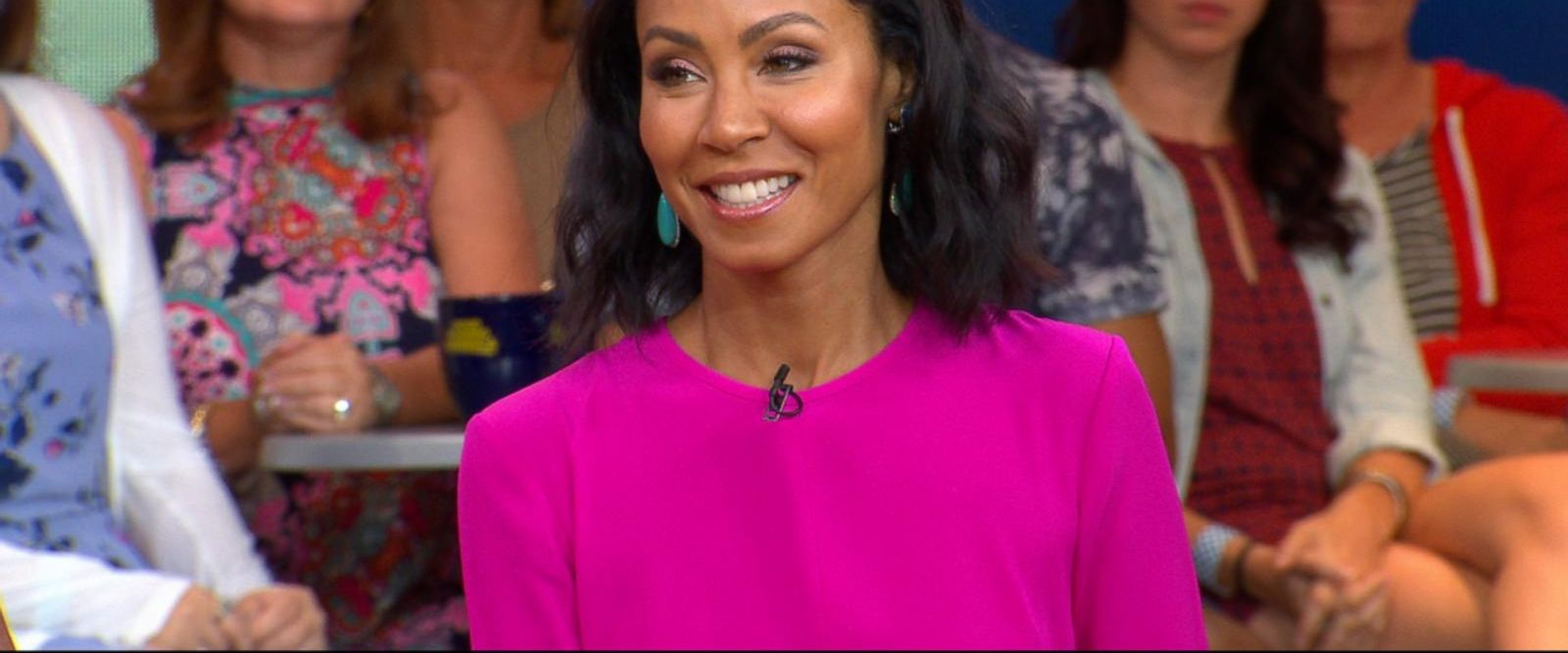 VIDEO: Jada Pinkett Smith dishes on 'Girls Trip'