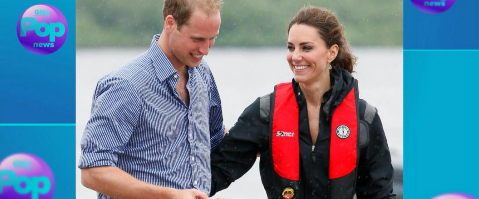 VIDEO: William and Kate face off in race on Germany's river Neckar