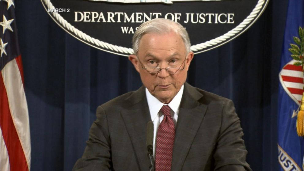 now playing president trump publicly criticizes jeff sessions - Attorney General Job Description