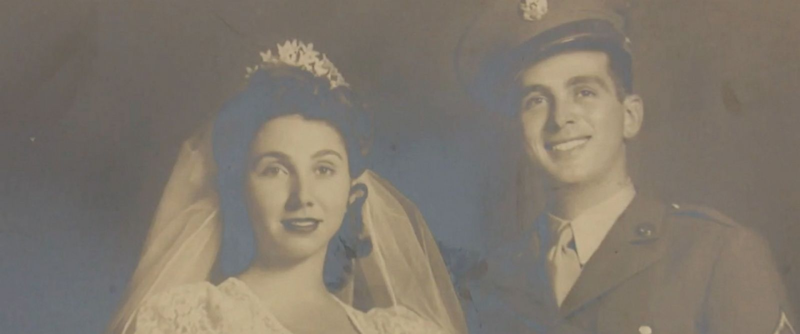 VIDEO: Emmy Ordonez and her family are hoping to find the owners of a vintage wedding photo found in the garage of a home they rent in Dallas.