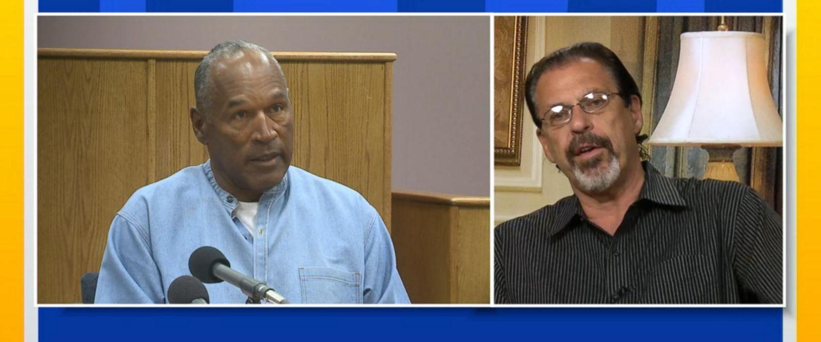 VIDEO: OJ Simpson robbery attempt victim reacts to parole