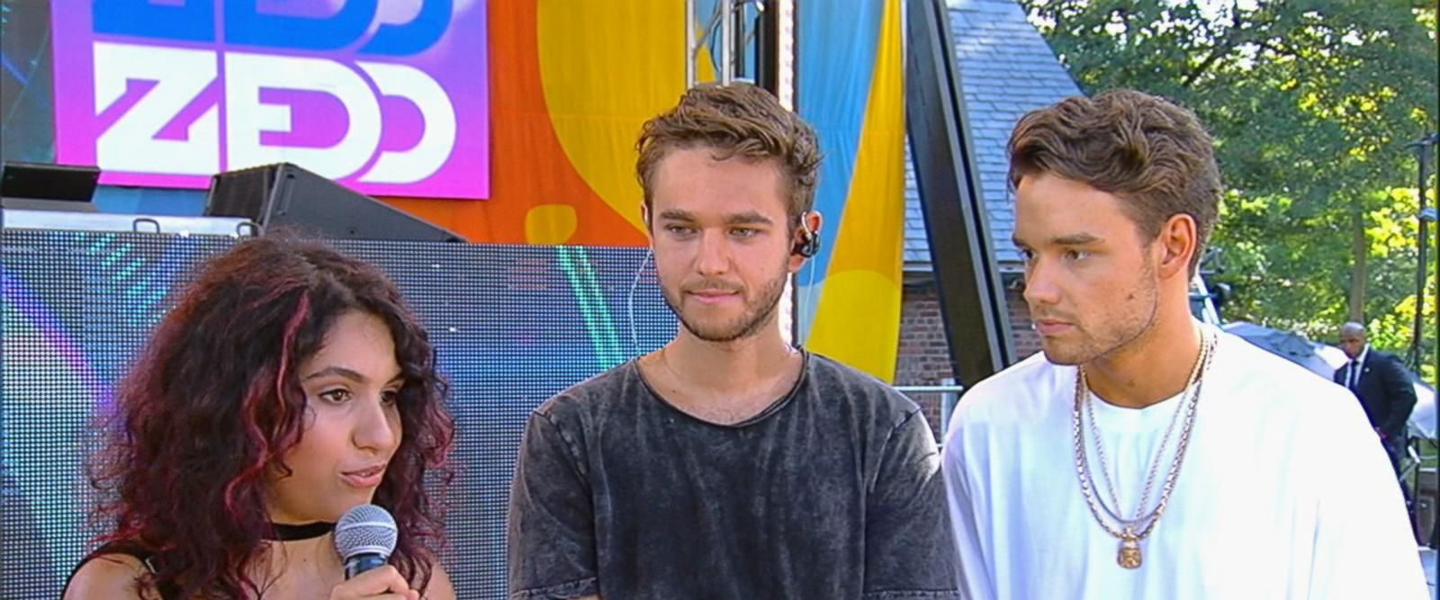 VIDEO: Zedd, Liam Payne and Alessia Cara dish on their latest projects