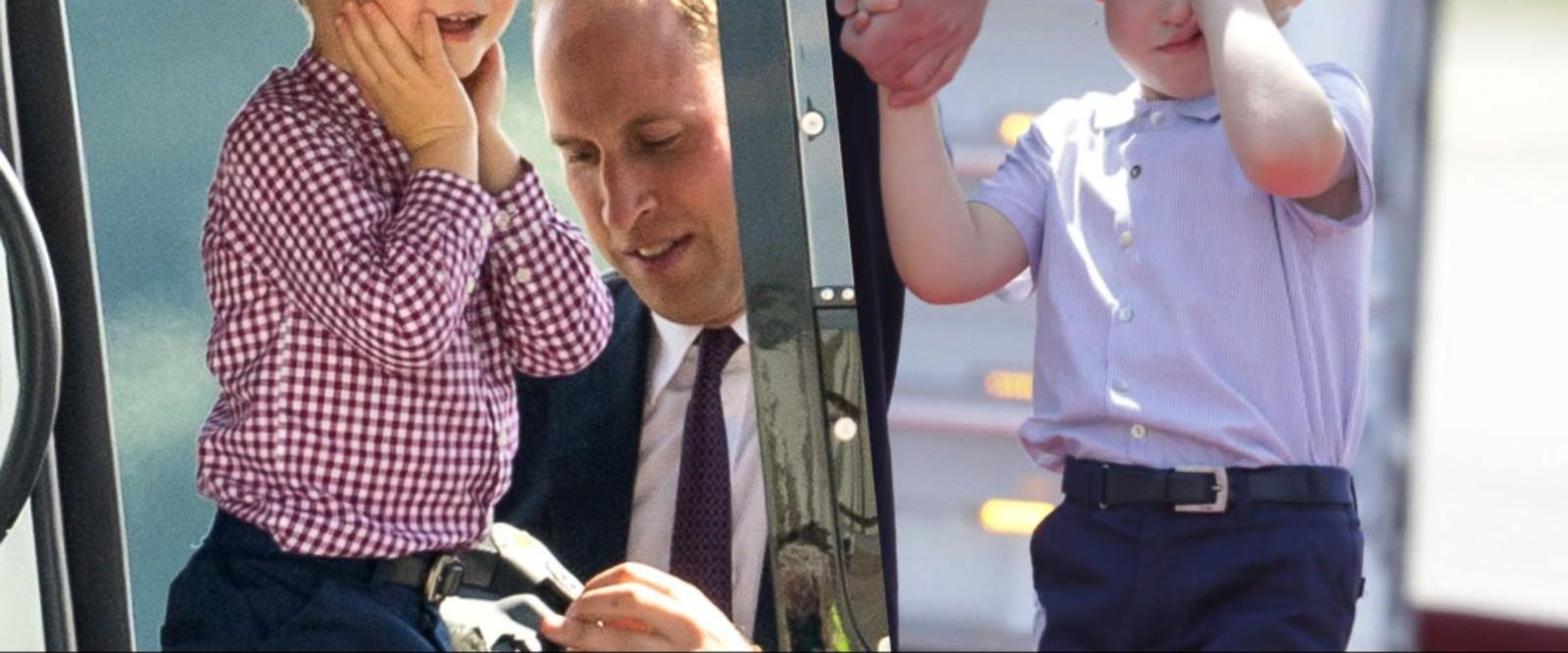 VIDEO: Prince George celebrates his 4th birthday