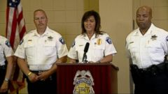 VIDEO: Minneapolis police chief resigns in fallout from bride-to-bes death at the hands of police