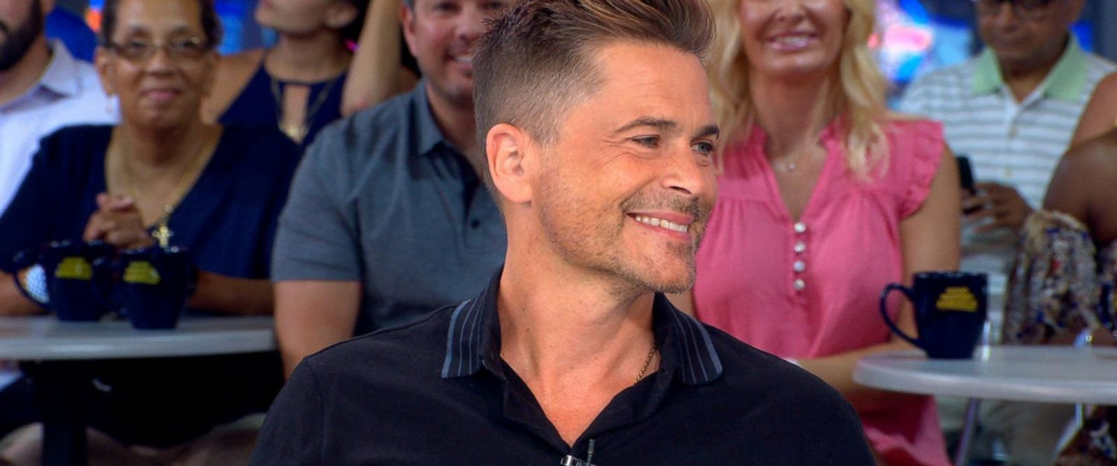 VIDEO: Rob Lowe opens up about his new TV series