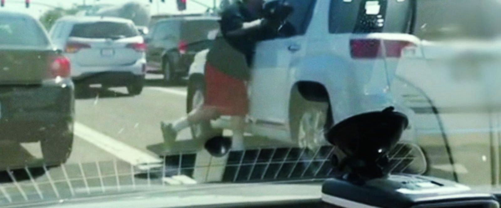 VIDEO: Authorities roll out new effort to crackdown on road rage