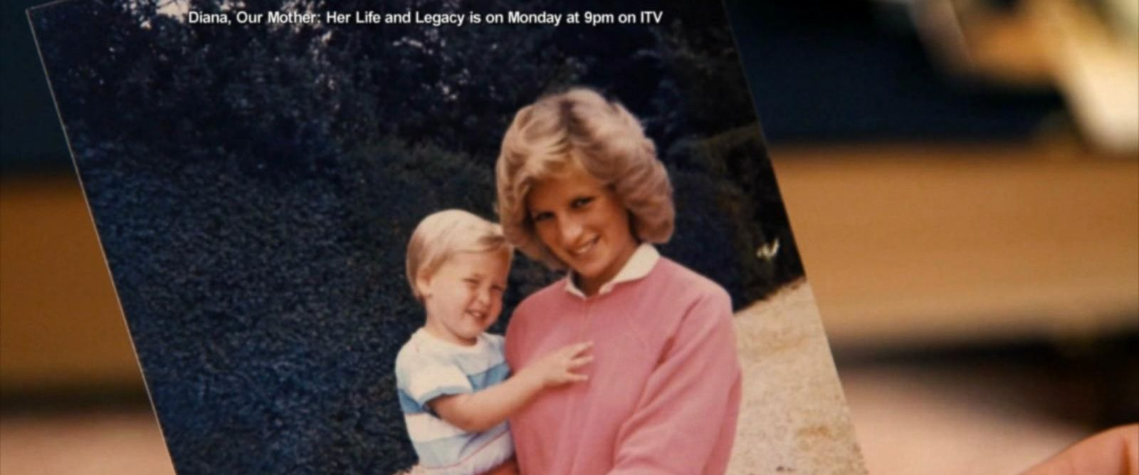 VIDEO: Princes William and Harry open up about their last phone call with Princess Diana
