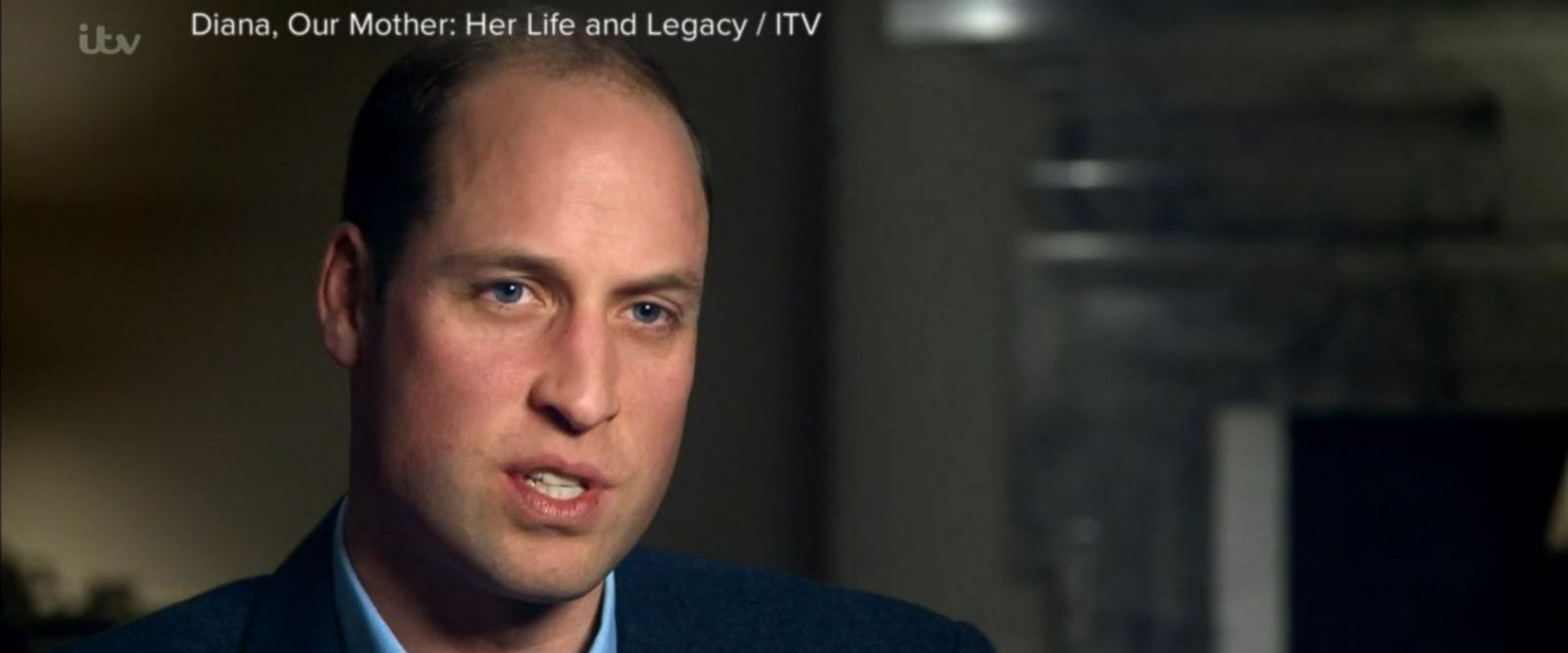 VIDEO: Prince William opens up about how the paparazzi moved his mother to tears
