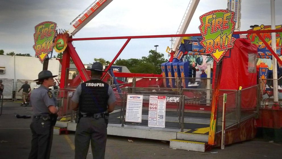 Ohio State Fair Reopens After 18 Year Old S Death Video