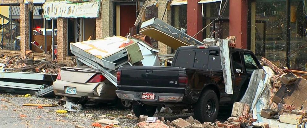 VIDEO: Severe summer storms: Flash flooding and monster winds affecting millions