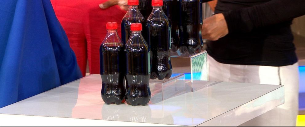 VIDEO: Giving up soda can lead to 14-pound weight loss