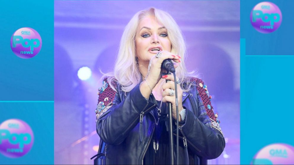 Bonnie Tyler To Sing Total Eclipse Of The Heart During Solar Video