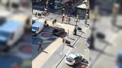 VIDEO: 5 suspects killed after deadly Barcelona attack