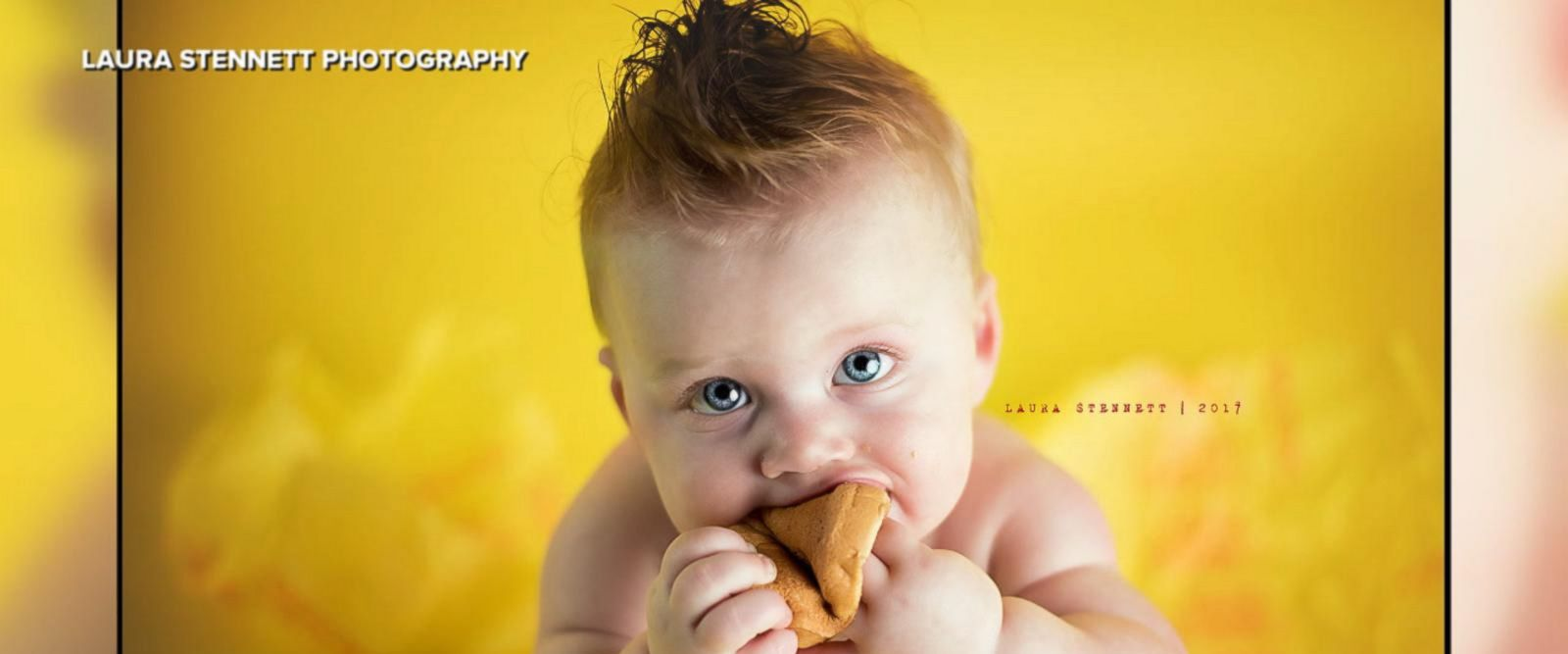 VIDEO: Mom responds to backlash about her son's cheeseburger-filled photo shoot