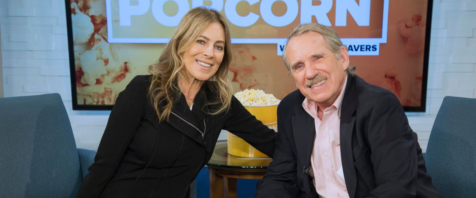 VIDEO: Oscar-winning director Kathryn Bigelow on the making of her new film 'Detroit'