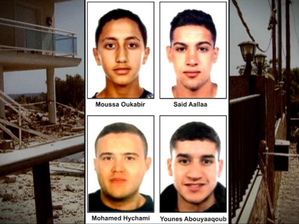 WATCH:  New information revealed in the Spain terror attacks