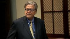 VIDEO: Steve Bannon is out as Trumps chief strategist