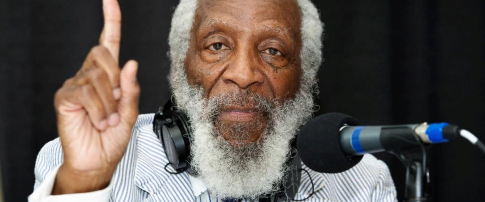 VIDEO: Remembering activist and comedian Dick Gregory