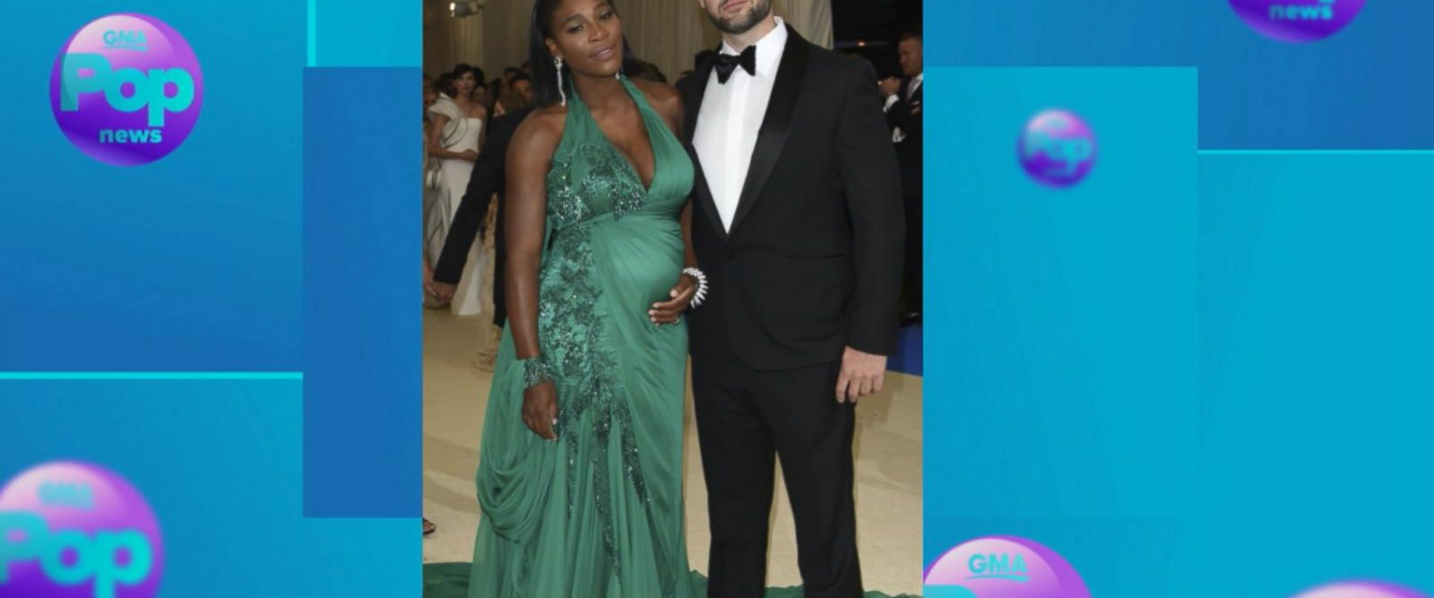 VIDEO: Serena Williams' fiancé shares about her unexpected 'pregnancy cravings' on Instagram