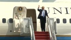 VIDEO: Trump regroups after Bannon departure
