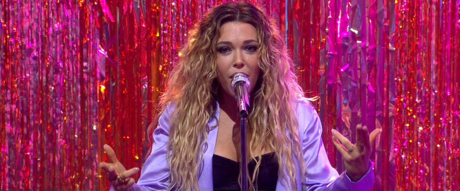 VIDEO: Rachel Platten rocks out to 'Broken Glass' live on 'GMA'