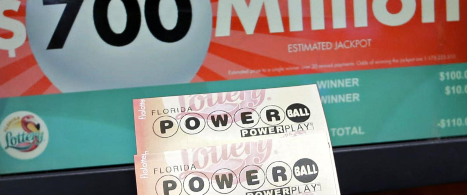 VIDEO: 2nd largest Powerball jackpot in history
