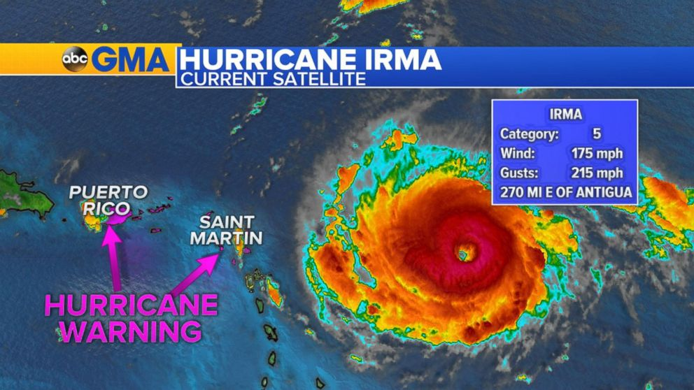 usatoday.com Hurricane Irma strengthens to Category 5 Video ab367908d79f