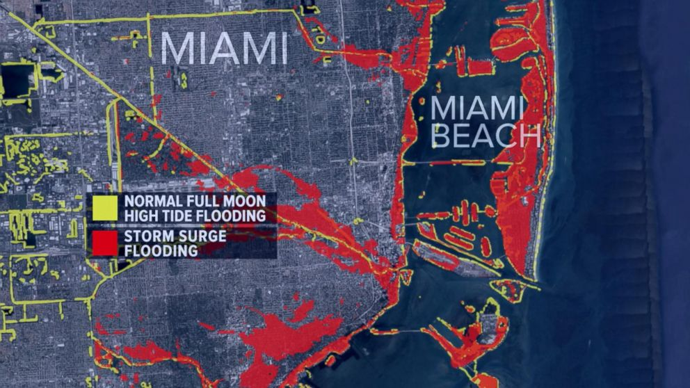 Hurricane Irma Expected To Slam Florida With Storm Surge