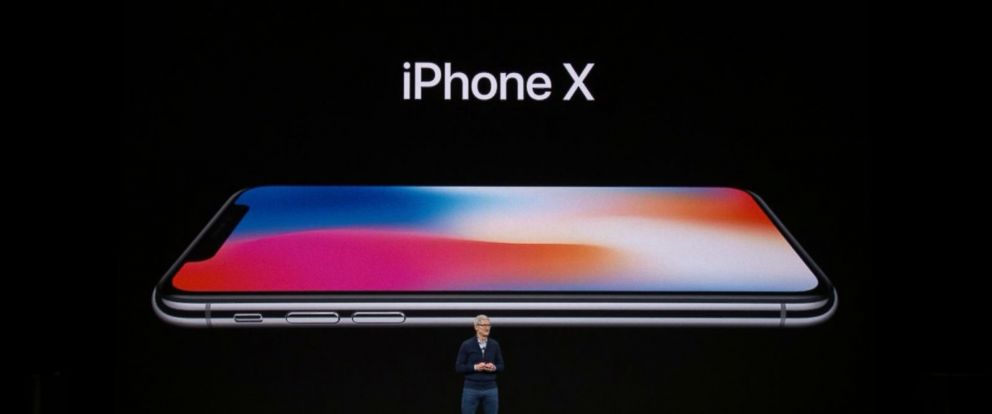 VIDEO: Apple unveils new iPhone X