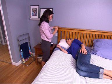 WATCH: How to get a good night's sleep