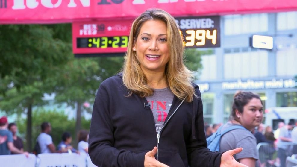 WATCH: Racing to fight hunger in America