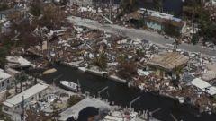 VIDEO: Florida Keys residents return home after Irma