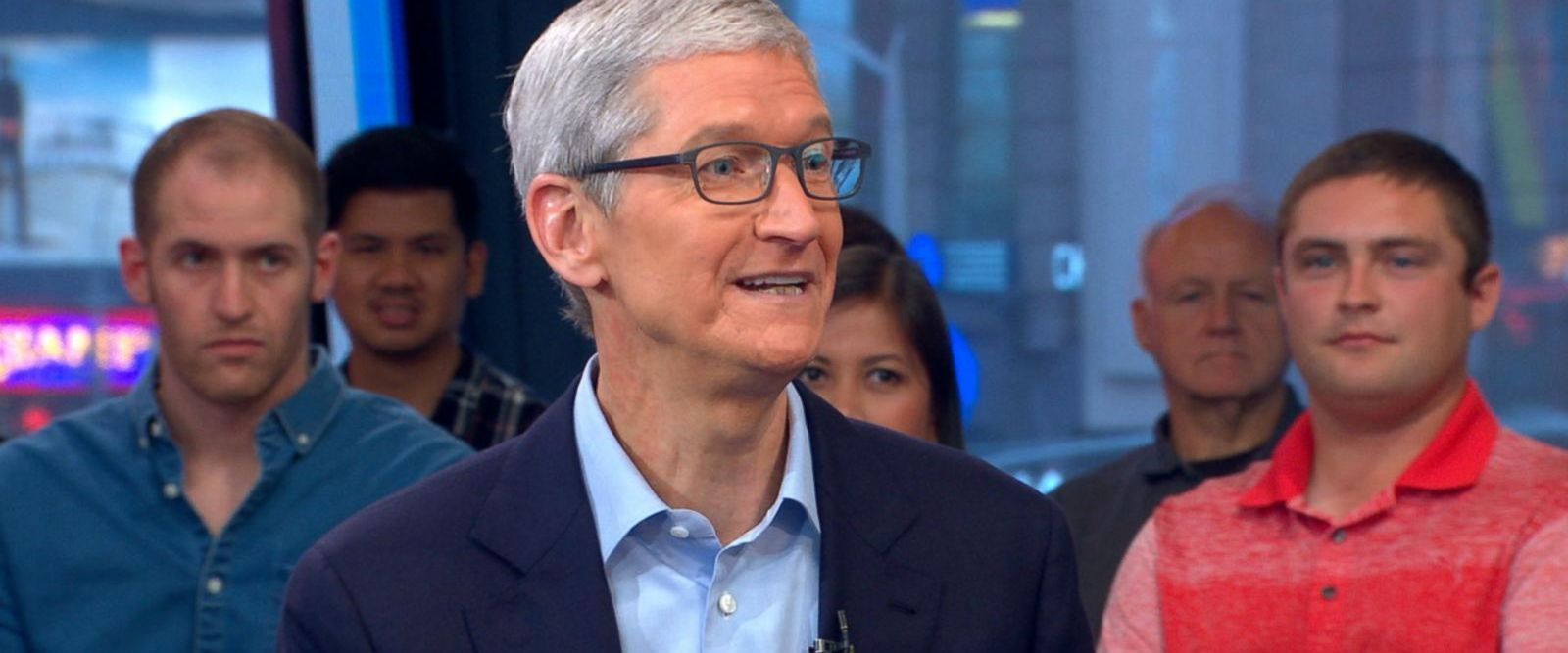 VIDEO: Apple CEO discusses revolutionary technology in new iPhones