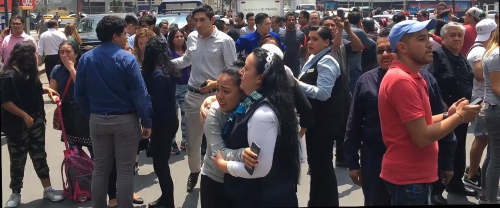 VIDEO: More than 200 dead after earthquake strikes Mexico