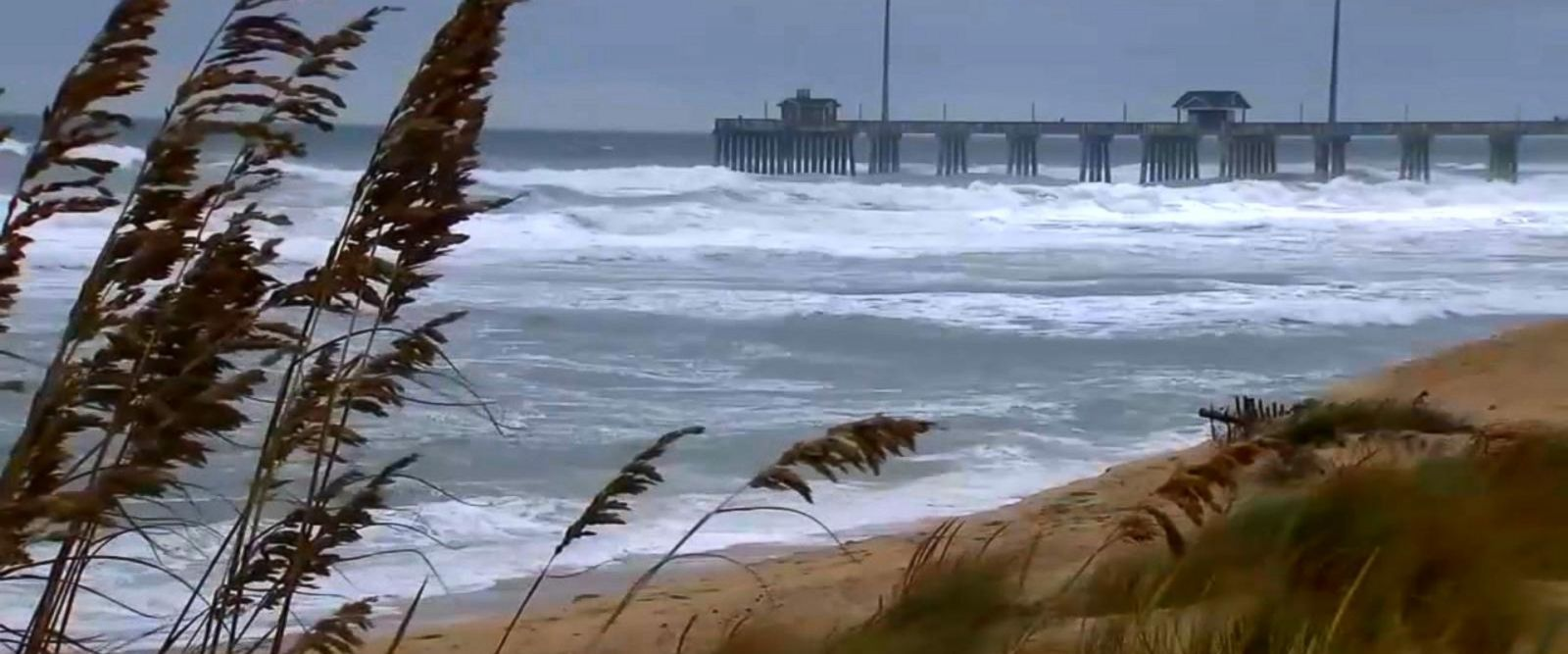 VIDEO: Jose brings heavy winds, flooding to the Northeast