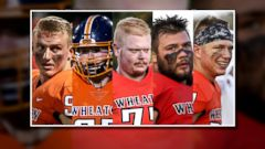 College football players accused of hazing face felony charges