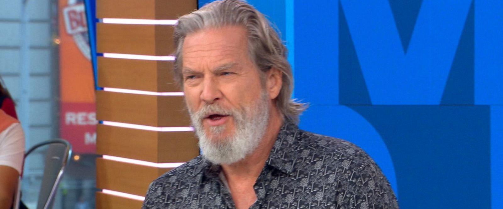 VIDEO: Jeff Bridges opens up about 'Kingsman: The Golden Circle'