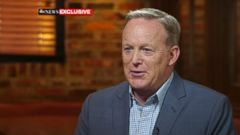 VIDEO: Sean Spicer says Trump was very supportive of Emmys cameo