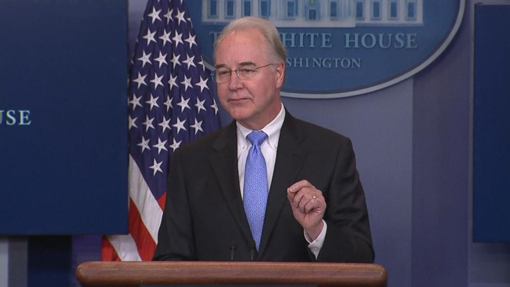 HHS secretary under fire for reported use of private jets