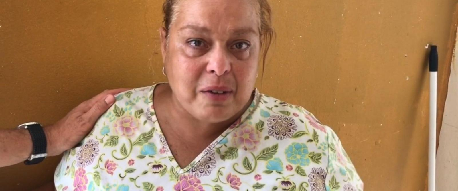 VIDEO: Desperation grows in Puerto Rico after Maria