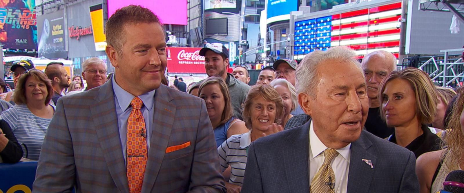 VIDEO: Catching up with the hosts of ESPN's 'College GameDay'