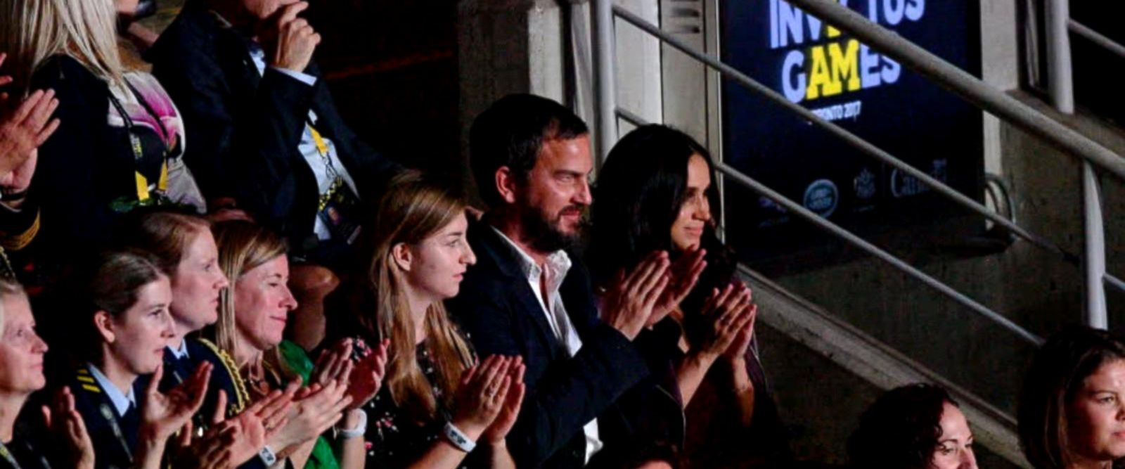 VIDEO: Meghan Markle supports Prince Harry at Invictus Games