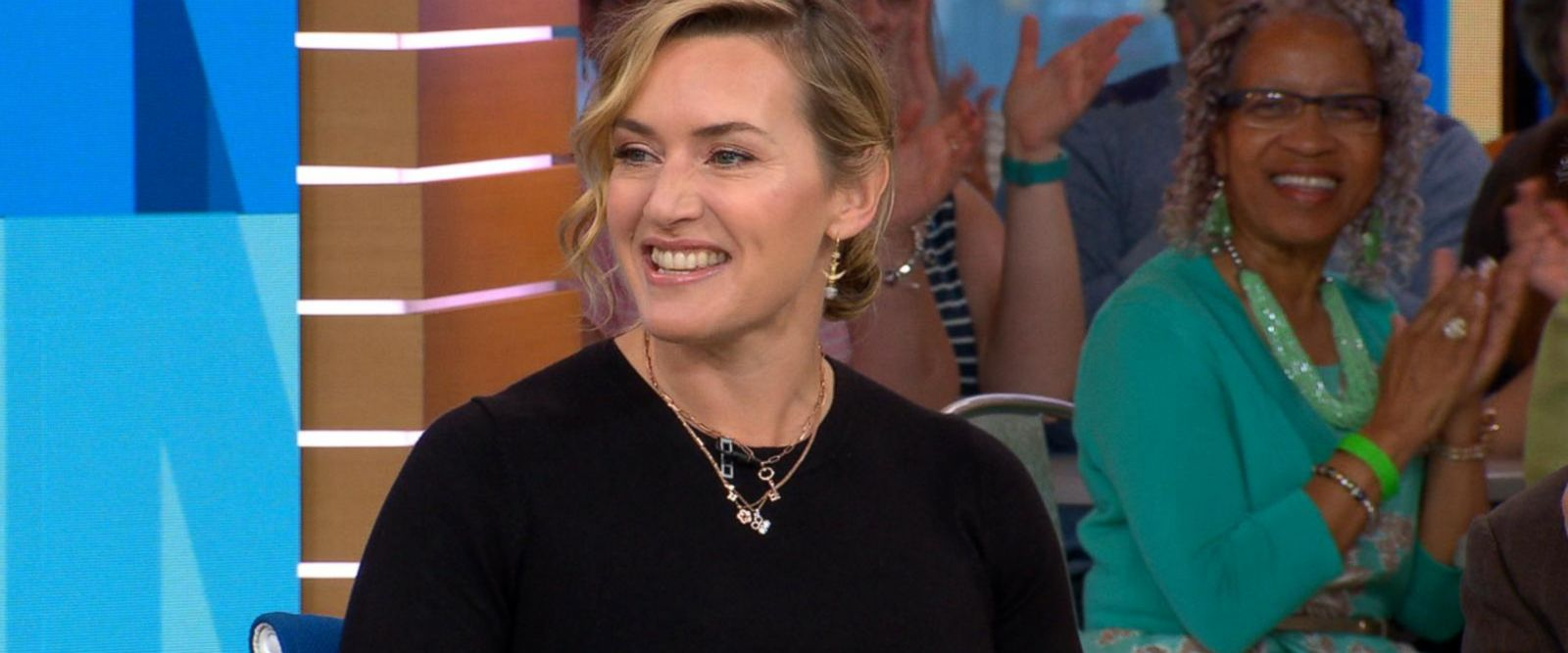 VIDEO: Kate Winslet opens up about 'The Mountain Between Us' live on 'GMA'
