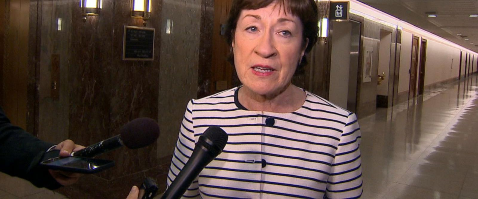 VIDEO: 3rd Republican senator declares 'no' vote on health care