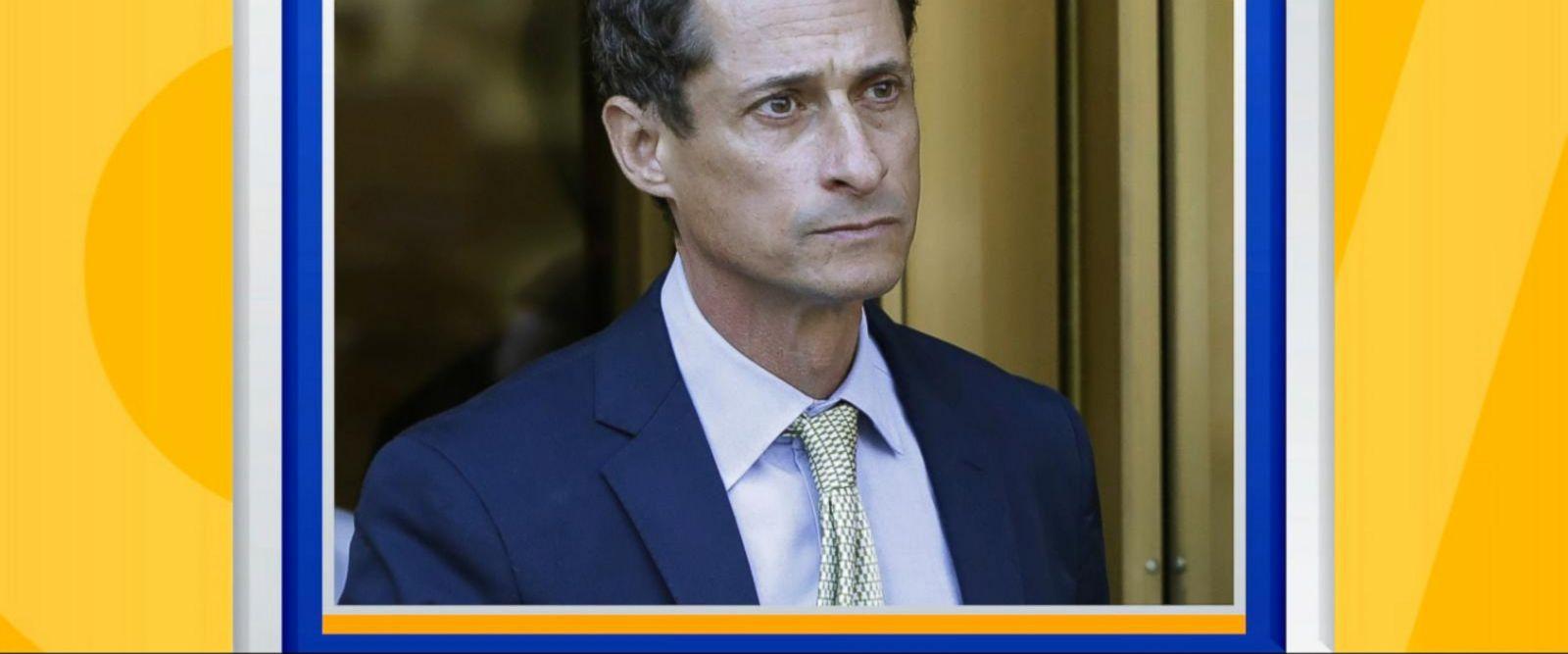 VIDEO: Anthony Weiner sentenced to prison